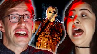 Download Scared People Play Friday The 13th: The Game Video