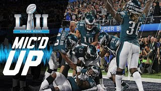 Download Eagles vs. Patriots Mic'd Up ″You Want Philly Philly?″ | Super Bowl LII | NFL Sound FX Video