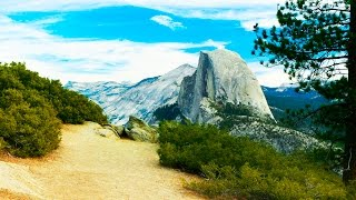 Download Relaxing Instrumental Music - Glacier Point view - relaxdaily N°077 Video