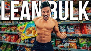 Download My Successful LEAN BULKING PHASE | Everything I Eat in A Day Video