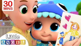 Download Mommy, Mommy I Love You   Little Angel Kids Songs & Nursery Rhymes Video