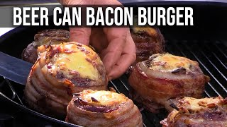 Download Beer Can Bacon Burger recipes by the BBQ Pit Boys Video