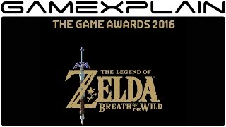 Download Exclusive Zelda: Breath of the Wild Appearance Promised for Game Awards 2016 Video
