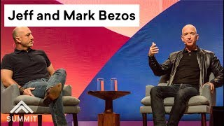 Download Amazon CEO Jeff Bezos and brother Mark give a rare interview about growing up and secrets to success Video