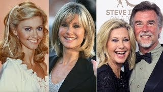 Download When Olivia Newton-John Got Married At 59, She Proved That Age Is No B-arrier To F.i.nding New Love Video