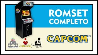 Download DOWNLOAD ROMSET COMPLETO - CPS 1, CPS 2, CPS 3 (CAPCOM) Video