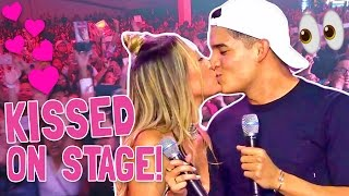 Download KISSING IN FRONT OF 10,000 PEOPLE (EPIC) Video