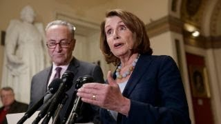 Download Pelosi accuses media of trying to 'undermine' her chances of becoming speaker again Video