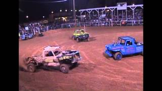 Download Guy gets KNOCKED OUT cold in Demolition Derby!!! Video