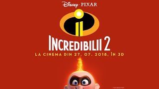 Download Incredibilii 2 (Incredibles 2) TLR C-D2 - Illegal - Dublat - 2018 Video