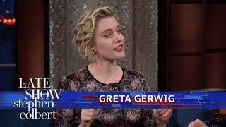 Download Greta Gerwig On 'Lady Bird,' Her Directorial Debut Video
