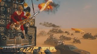 Download Mad Max: Fury Road |2015| All Battle Scenes [Edited] Video