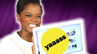 Download Letitia Wright Got Shuri In Our ″Which Black Panther Lady Are You″ Quiz Video