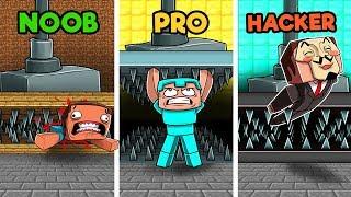 Download Minecraft - SECRET HIDDEN TRAPS! (NOOB vs PRO vs HACKER) Video
