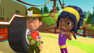 Download Ranger Rob - A Mischief Maker in Big Sky Park / Yeti Forgetti in Big Sky Park Video