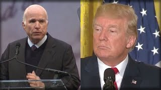 Download BREAKING: AFTER MCCAIN ATTACKED HIM THIS MORNING, TRUMP JUST ENDED HIM WITH THIS SECRET WEAPON Video