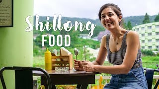 Download Top 5 Cafes in Shillong, Meghalaya| Exploring the Food during North East India Trip| Tanya Khanijow Video