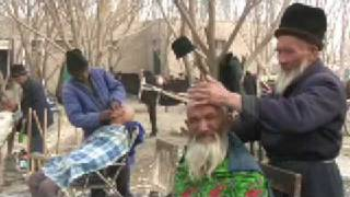 Download 2007.03.19 Barbershop in Turfan, Xinjiang Video