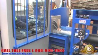 Download 8000 SERIES Firewood Processor - Bells Machining Video