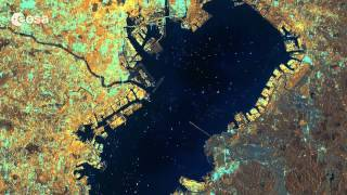 Download Earth from Space: Megacity - Tokyo Bay #ESA Video