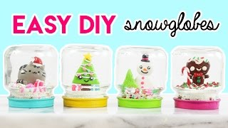 Download How to Make DIY Snowglobes! Video