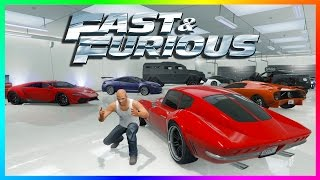 Download TOP 10 FAST & FURIOUS CARS TO OWN IN GTA ONLINE - BEST GTA 5 FATE OF THE FURIOUS VEHICLES (F&F CARS) Video