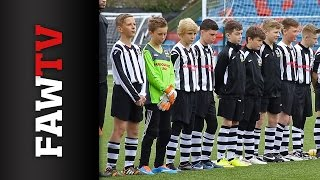 Download FAW Academy Under 12 Final 2015 - Bala v Risca Video