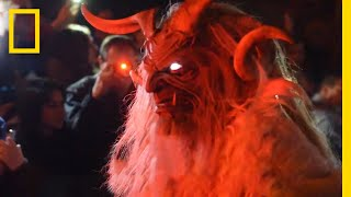 Download Who Is Krampus? | National Geographic Video