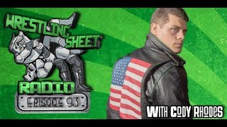 Download Cody Rhodes Talks About Goldust's Out of Character Appearance on Raw Video
