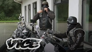 Download Meet the Neo-Nazi Biker Gangs of Germany Video