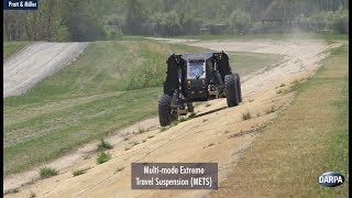 Download Demonstrations of DARPA's Ground X-Vehicle Technologies Video