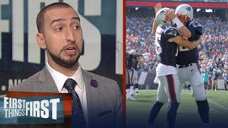 Download Patriots beat Texans 36-33 in Week 3 - Cris Carter and Nick Wright react | FIRST THINGS FIRST Video