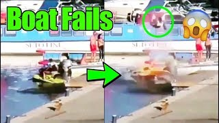 Download Best Boat Fails Compilation | Best Boat Launch Fails Video
