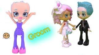 Download Groom Wedding Shopkins Happy Places Doll Custom ! DIY Painting Video Video