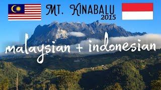 Download Mt.Kinabalu [Malaysian & Indonesian] Video