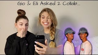 Download GIO AND ELI ASK TO COLLAB *prank* Video