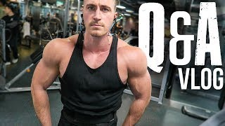 Download Boost Natural Testosterone | How much Cardio (Q&A vlog) Video