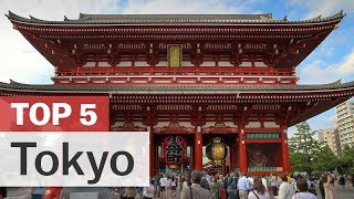Download Top 5 Things to do in Tokyo | japan-guide Video
