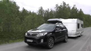 Download Mit dem Wohnwagen unterwegs in Norwegen 2018 Teil 1 Video
