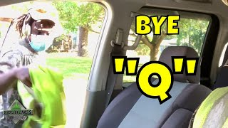 Download Angry and upset he took off his vest, and stormed out of the truck | Returned and we laughed Video