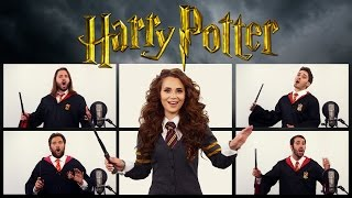Download HARRY POTTER THEME SONG ACAPELLA (Ft. Rosanna Pansino) Video