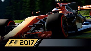 Download F1 2017 GAMEPLAY   25% UNEDITED RACE   ULTIMATE AI   MARINA BAY STREET CIRCUIT Video