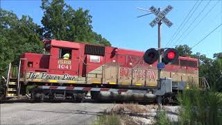 Download Hatton Road Railroad Crossing, Dothan, AL Video