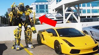 Download 6 Cars That Are Real Life Transformers Video