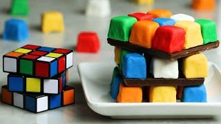 Download Rubik's Cube Cake •Tasty Video