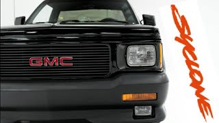 Download GMC Syclone (5.0 Mustang killer) '90s legend that'll smoke ur !@#$, lol Video
