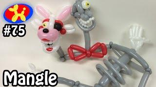 Download Mangle FNAF - Balloon ! Win ! Fail ! # 75 Video