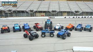 Download 12 BIGFOOT Trucks at the Summit Racing Motorama Video