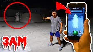 Download DO NOT USE THIS GHOST TRACKER APP AT 3AM! (Ghost) Video