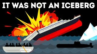 Download Titanic Survivor Claims an Iceberg Didn't Destroy the Ship Video